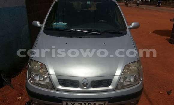Acheter Occasion Voiture Renault Scenic Gris à Parakou au Benin