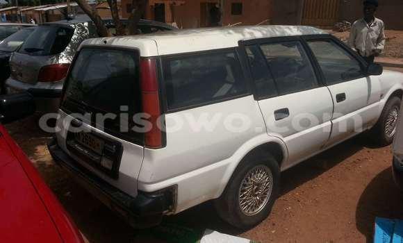 Acheter Occasion Voiture Toyota Corolla Blanc à Parakou au Benin