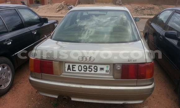 Acheter Occasion Voiture Audi Q7 Marron à Savalou au Benin