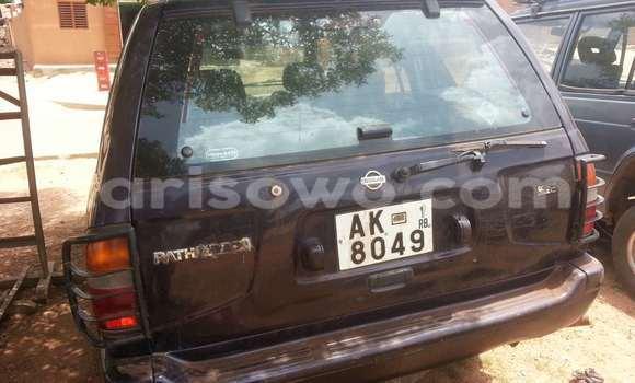 Acheter Occasion Voiture Nissan Pathfinder Noir à Parakou, Benin