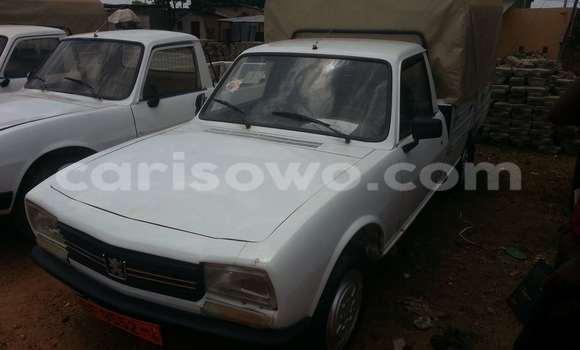 Acheter Occasion Voiture Peugeot 605 Blanc à Savalou au Benin