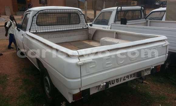 Acheter Occasion Voiture Peugeot 605 Blanc à Parakou au Benin
