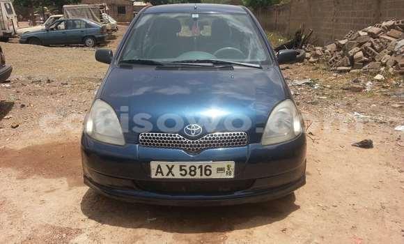 Acheter Occasion Voiture Toyota Yaris Bleu à Parakou au Benin