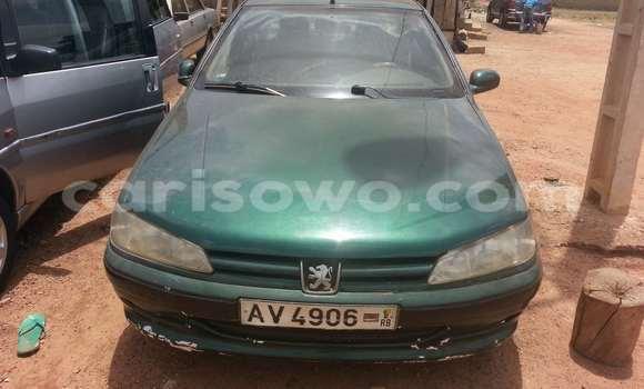 Acheter Occasion Voiture Peugeot 406 Vert à Parakou, Benin
