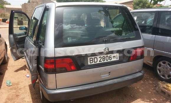 Acheter Occasion Voiture Peugeot 806 Noir à Parakou au Benin