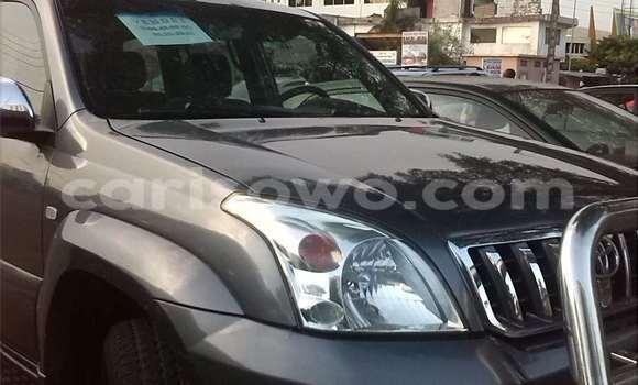 Acheter Occasion Voiture Toyota Land Cruiser Prado Noir à Cotonou, Benin