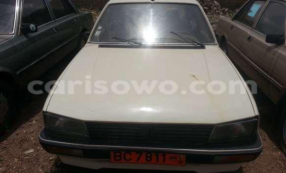 Acheter Occasion Voiture Peugeot 605 Blanc à Parakou, Benin
