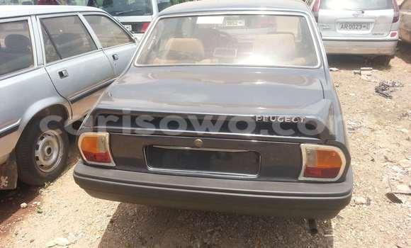 Acheter Occasion Voiture Peugeot 605 Noir à Parakou au Benin