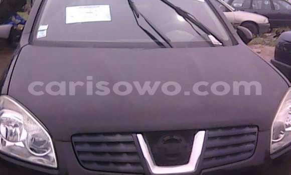 Acheter Occasion Voiture Nissan Qashqai Noir à Savalou au Benin