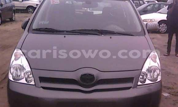 Acheter Occasions Voiture Toyota Corolla Noir à Savalou au Benin