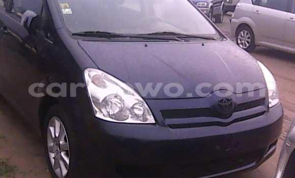 Acheter Occasion Voiture Toyota Corolla Bleu à Savalou, Benin