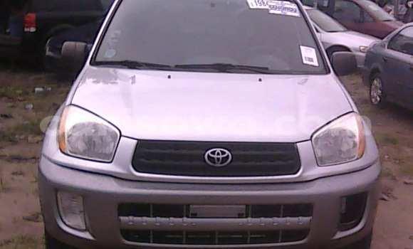 Acheter Occasion Voiture Toyota RAV4 Gris à Porto Novo, Benin