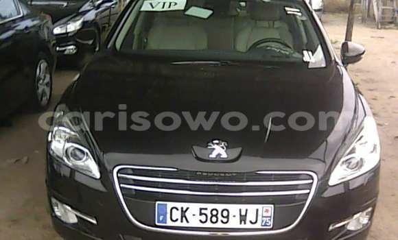 Acheter Occasions Voiture Peugeot 308 Noir à Porto Novo au Benin