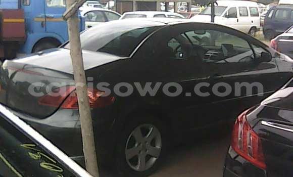Acheter Occasion Voiture Peugeot 307 Noir à Porto Novo, Benin