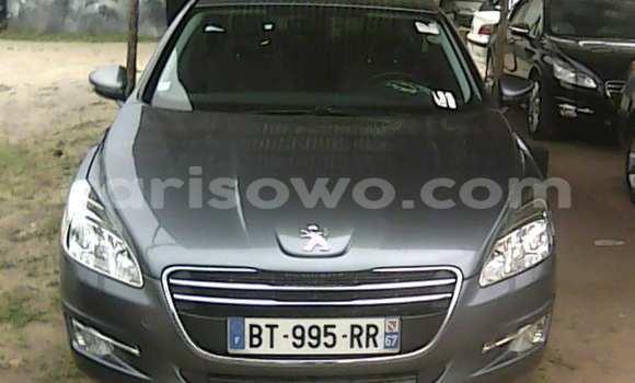 Acheter Occasion Voiture Peugeot 308 Noir à Porto Novo, Benin