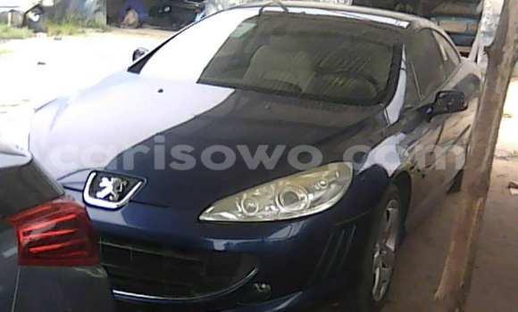 Acheter Occasion Voiture Peugeot 307 Bleu à Porto Novo, Benin
