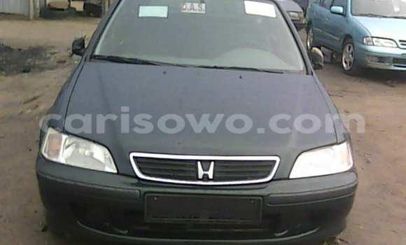 Acheter Occasion Voiture Honda Civic Vert à Porto Novo au Benin