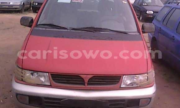 Acheter Occasion Voiture Mitsubishi Galant Rouge à Porto Novo au Benin