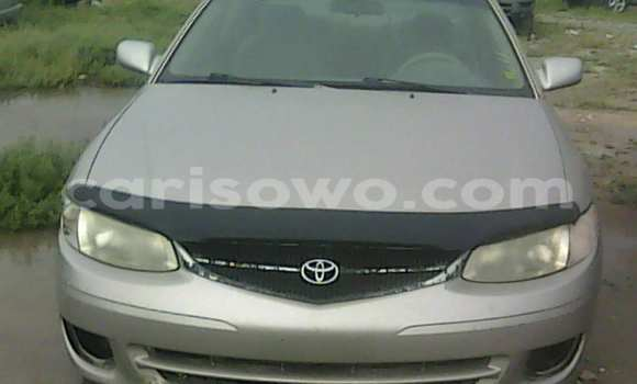 Acheter Occasion Voiture Toyota Solara Gris à Porto Novo, Benin