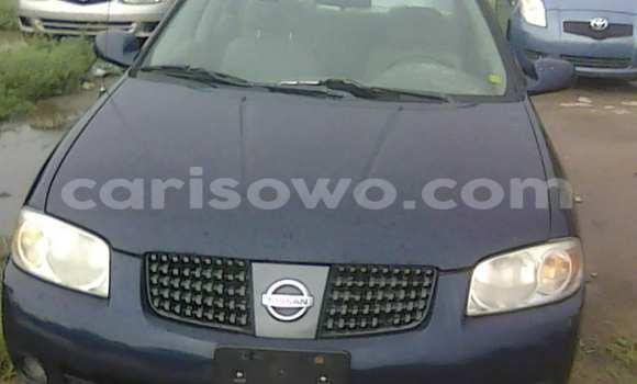 Acheter Occasion Voiture Nissan Sentra Bleu à Porto Novo au Benin
