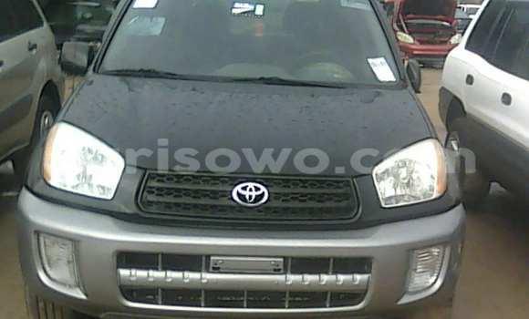 Acheter Occasion Voiture Toyota RAV4 Noir à Porto Novo au Benin