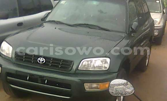 Acheter Occasion Voiture Toyota RAV4 Vert à Porto Novo au Benin