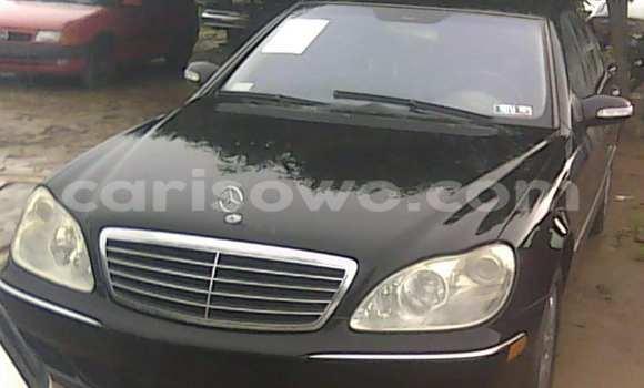 Acheter Occasion Voiture Mercedes‒Benz 600 Noir à Porto Novo au Benin