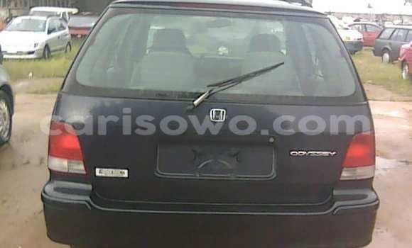 Acheter Occasion Voiture Honda Odyssey Bleu à Porto Novo au Benin