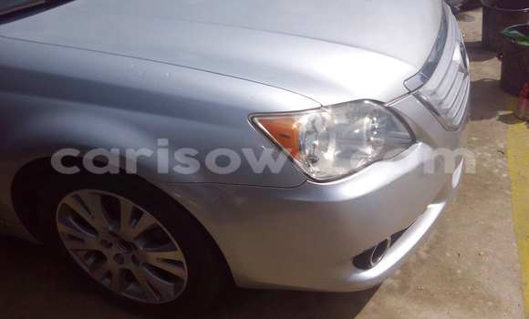 Acheter Occasion Voiture Toyota Avalon Gris à Porto Novo, Benin