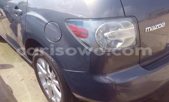 Acheter Occasions Voiture Mazda CX–7 Noir à Porto Novo au Benin