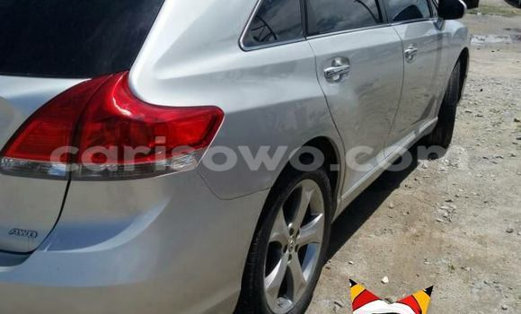Acheter Occasion Voiture Toyota Venza Gris à Savalou, Benin