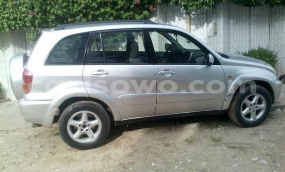 Acheter Occasion Voiture Toyota RAV4 Gris à Savalou au Benin