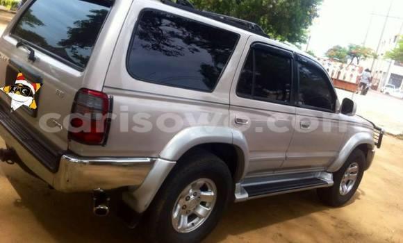 Acheter Occasion Voiture Toyota 4Runner Gris à Savalou au Benin