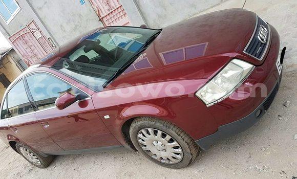 Acheter Occasion Voiture Audi A6 Rouge à Savalou au Benin