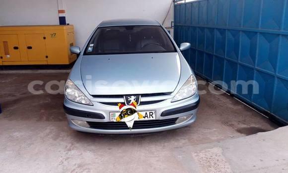 Acheter Occasion Voiture Peugeot 607 Gris à Savalou au Benin