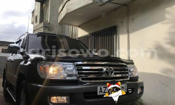 Acheter Occasion Voiture Toyota Land Cruiser Noir à Savalou au Benin