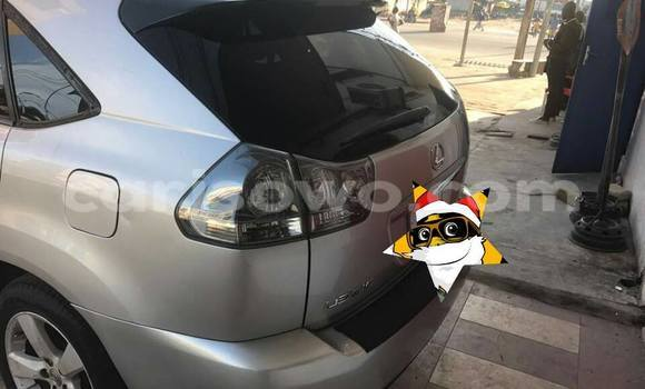 Acheter Occasion Voiture Lexus RX 330 Gris à Savalou, Benin