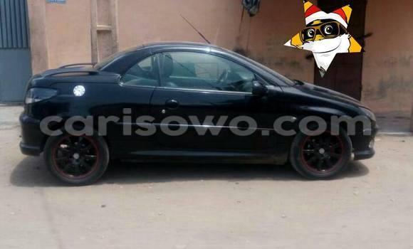 Acheter Occasion Voiture Peugeot 206 Noir à Savalou au Benin