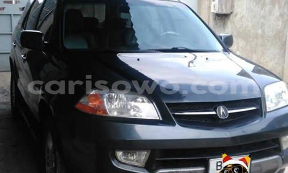 Acheter Occasion Voiture Acura MDX Noir à Savalou au Benin
