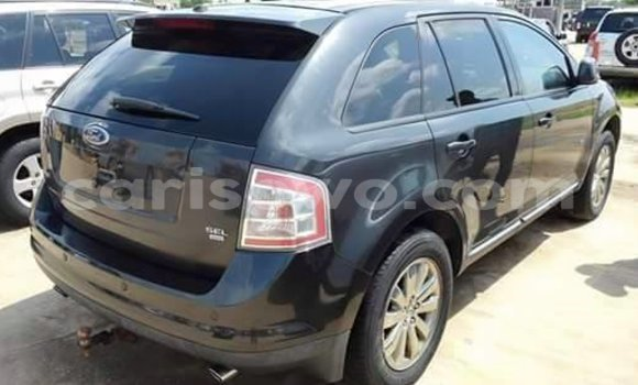 Acheter Occasion Voiture Ford Edge Noir à Savalou au Benin
