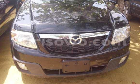 Acheter Occasions Voiture Mazda Tribute Noir à Porto Novo au Benin