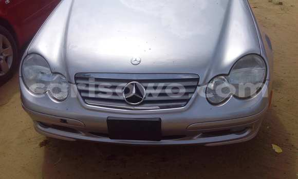 Acheter Occasion Voiture Mercedes‒Benz KOMPRESSOR Gris à Porto Novo au Benin
