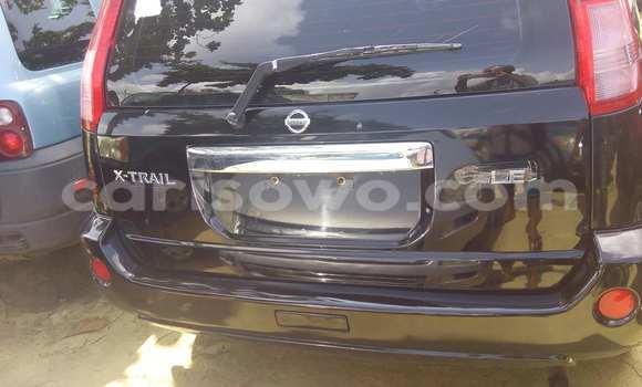 Acheter Occasion Voiture Nissan X–Trail Noir à Porto Novo, Benin