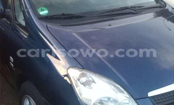 Acheter Occasions Voiture Toyota Corolla Bleu à Cotonou, Benin