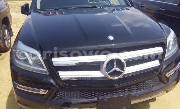 Acheter Occasion Voiture Mercedes‒Benz CL-Class Noir à Porto Novo au Benin