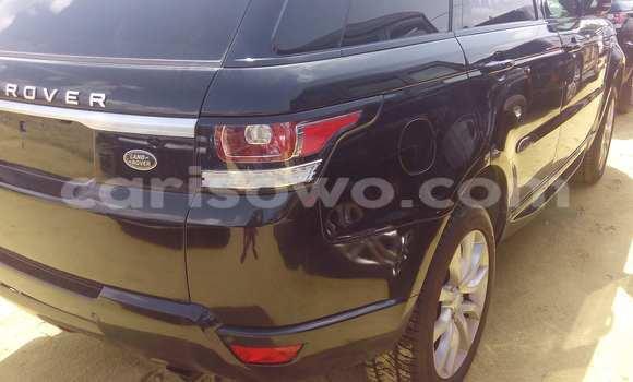 Acheter Occasion Voiture Land Rover Range Rover Noir à Porto Novo au Benin