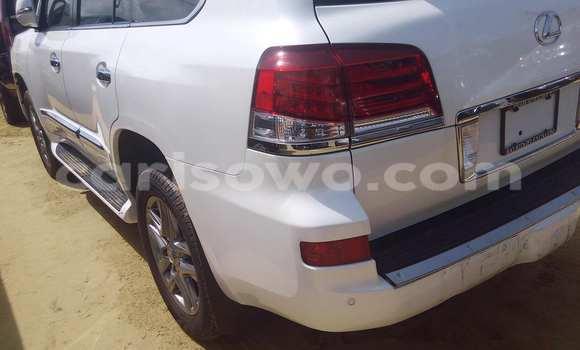 Acheter Occasion Voiture Lexus LX 450 Blanc à Porto Novo, Benin