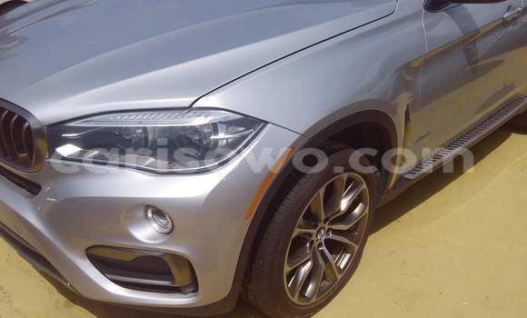 Acheter Occasion Voiture BMW X6 Noir à Porto Novo au Benin
