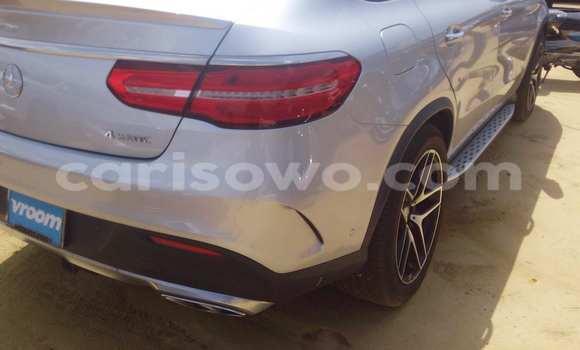 Acheter Occasion Voiture Mercedes‒Benz GL-Class Gris à Porto Novo au Benin