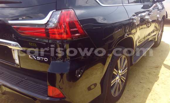 Acheter Occasion Voiture Lexus LX 450 Noir à Porto Novo, Benin